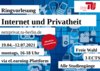 Internet und Privatheit