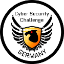 Cyber Security Challenge Germany